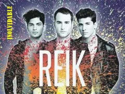 Reik-Inolvidable Lyrics Spanish & English - YouTube