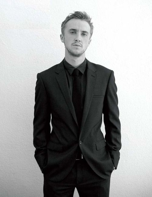 Tom Felton alias Draco again. :)