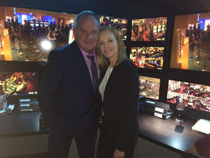CSI Series wrap on @paul_guilfoyle! It was a delight to spend the last few days with you.