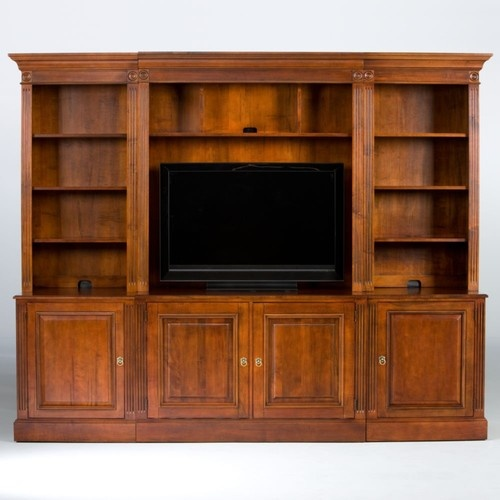 Don't want this! british classics robinson media center - traditional - media storage - Ethan Allen