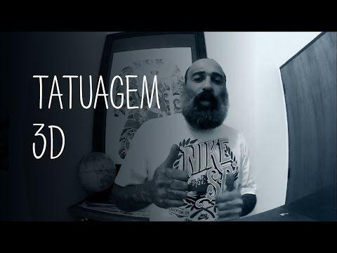 Tatuagem 3D / Realista   Tattoo Masters