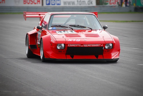 Speedporn: Fiat X19 Modified Race Car