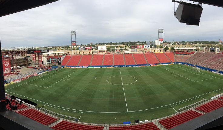 Toyota Stadium Frisco Texas North America Soccer