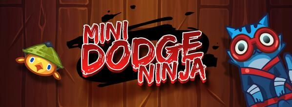 Mini Dodge Ninja is Available Free on iOS and Android now! www.MiniEpic.com