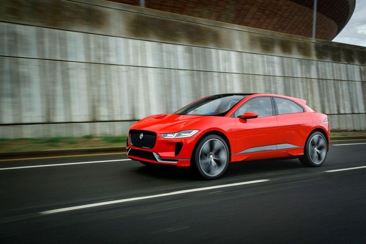 The I-PACE Concept previews a future production Jaguar model that will be available from the second half of 2018, which will be the brand's first electric vehicle and will deliver 516lb-ft of instant torque, 400 HP and 0‑60 mph3 in around 4 seconds. The production version will hit showrooms in the second half of 2018, and it will likely be the first real competition for Tesla's Model X SUV.