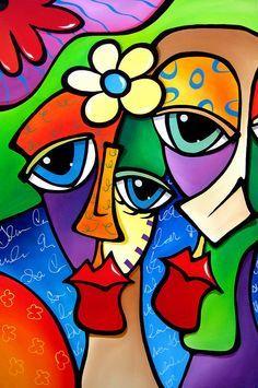 Pinturas Abstractas Buscar Con Google Pinturas