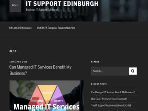 A user friendly blog which looks at the different kinds of IT support and IT services available for small and medium sized businesses and accesses what advantages each type can offer