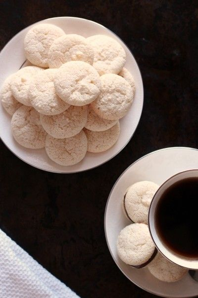 amaretti biscuits from A Baker's House