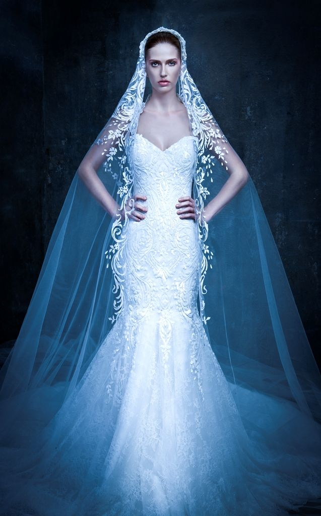 41 best Michael Cinco images on Pinterest | Wedding frocks, Bridal ...