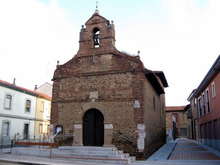 Iglesia de Trobajo del Camino, León, Camino de Santiago