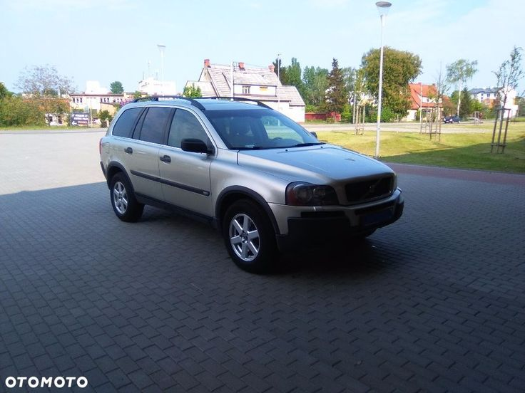Volvo XC 90 volvo xc 90 rok 2006 b gaz 7 osobowy cena 33tys zamiana - 2