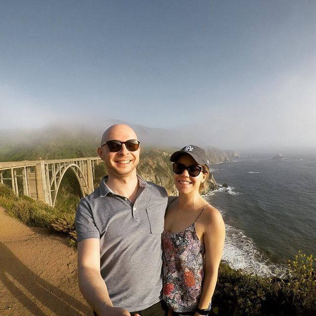 Big detour to see the Big Sur Totally worth it! 🇺🇸😍❤️🌅 #california #usa #roadtrip #bigsur #pacificcoasthighway #calocals - posted by Denis https://www.instagram.com/iam_denis_v - See more of Big Sur, CA at http://bigsurlocals.com