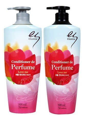 [Lg Handh] Elastine Perfume Love-me Hair Shampoo 600ml Conditioner 600ml -- Click image for more details. #hairdesign