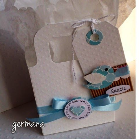 "Stamp in Progress...: Il mio primo ""Baby Shower"""