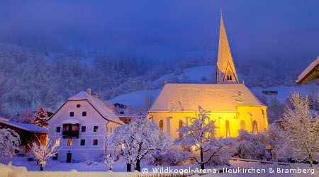 Neukirchen am Grossvenediger-Mitterhohenbramberg (Zell am See) Salzburg AUT