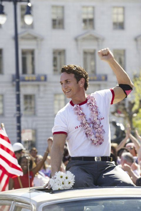 Sean Penn in Mi nombre es Harvey Milk (2008)