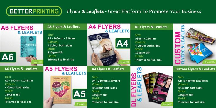 The 7 Best Flyers Leaflets Printing Images On Pinterest