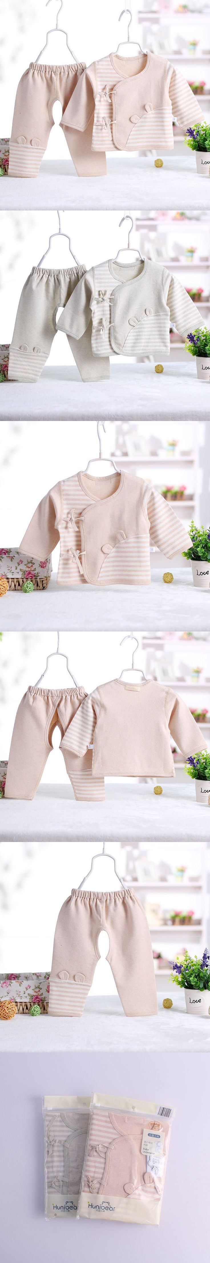Cotton Original Baby Boy Girl Clothes Set China Casual Autumn Spring Discount Baby Clothing Suit Shirt Pants