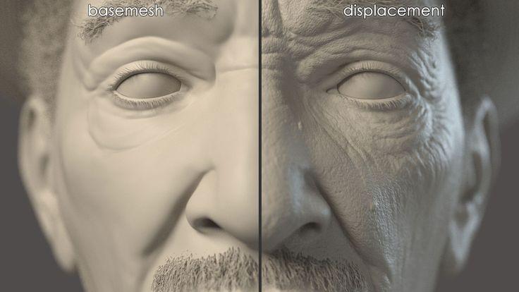Accurate Displacement Workflow | Akin Bilgic