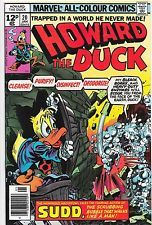 Howard The Duck #20 Bronze Age Marvel Comics UK Price Variant NM-