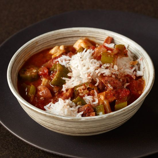 Gumbo Recipes | Food & Wine