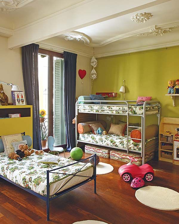 89 best room for kiddies images on pinterest - Images of kiddies decorated room ...