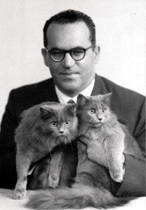 João Guimarães Rosa (1908-1967), écrivain brésilien, l'un des représentants du modernisme.