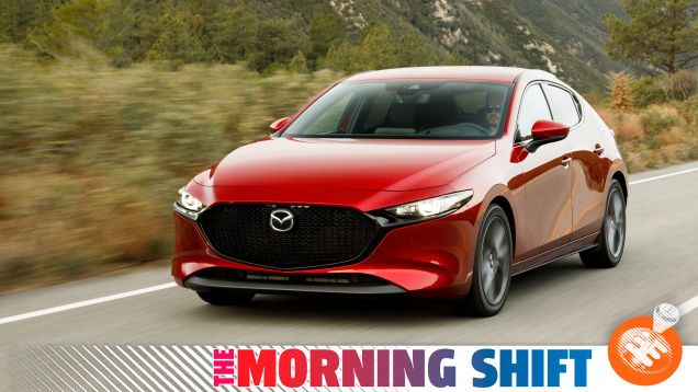 Icymi Mazda S Never Ending Push For Premium Mazda Is Attempting A Transformation Ford Has Dual Clutch Issues Cars Auto Mazda Hatchback Mazda 3 Hatchback