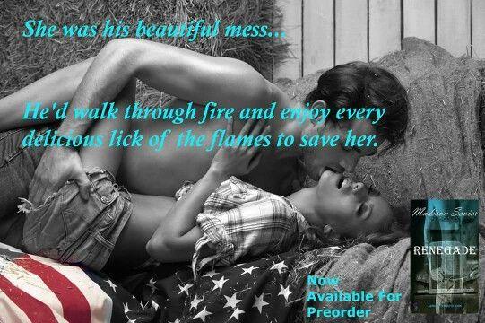 First in a new sexy and exciting series! Delivers to your ereader on 4-5-16.  Preorder price is just 99 pennies <3  The Road Is His Future...   Longtime steel hauler, Mason Kaine, a.k.a. Renegade only needed a few things to be happy; the whisper of his tires on that long ribbon of highway in front of him, money and a life with no complications. Being an Asphalt Cowboy means long, lonely hours on the road, dedication to the job and going wherever the loads are needed. Mason liked it that way…