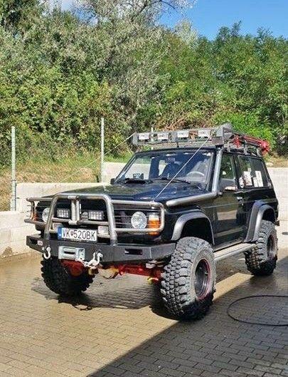 """Nissan Patrol Gr Y60 SIMEX 36"""""""
