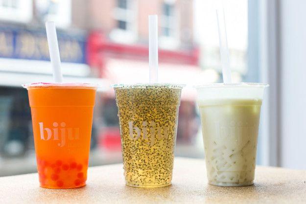 Desta vez levamos-te a Londres, descobre o melhor Bubble Tea da cidade!