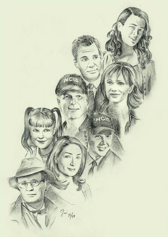 The NCIS Gang                                                                                                                                                      More