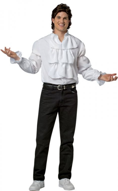 Jerry Seinfeld Puffy Shirt