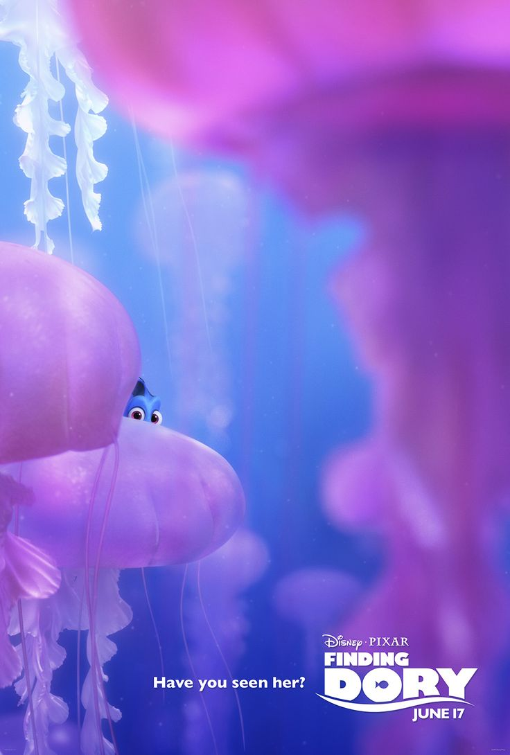 Check out the great new movie trailers for the upcoming Disney film Finding Dory and check out the awesome movie posters. #FindingDory