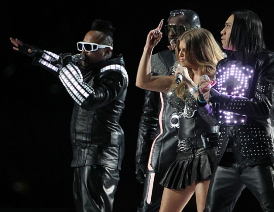 The Black Eyed Peas at Rexall October 4, 2006, opening acts Swollen Members and Rihanna