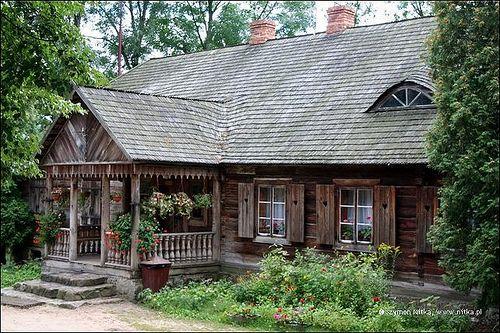 Nowogrod, Kurpie, Poland by Szymon Nitka, via Flickr