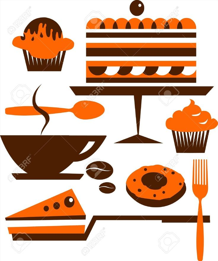 disegni di dolci e caffè - Cerca con Google