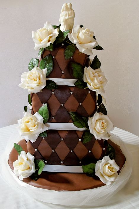 Images Of Cakes Made Of Flowers