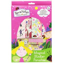 BEN & HOLLY'S LITTLE KINGDOM ~ Sticker Paradise