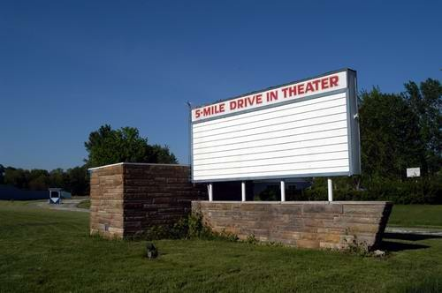 8.9 Miles from Southwestern Michigan College.  Check out Dowagiac's 5-Mile Drive in Theatre.  2 Movies every weekend between Memorial Day to Labor Day weekend!  269-782-7879