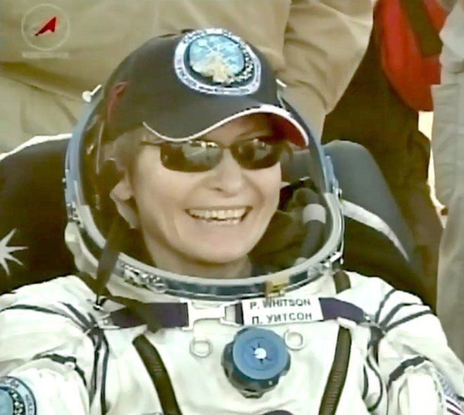 Astronaut Peggy Whitson Ends Record-Breaking Space Mission with Smooth Landing