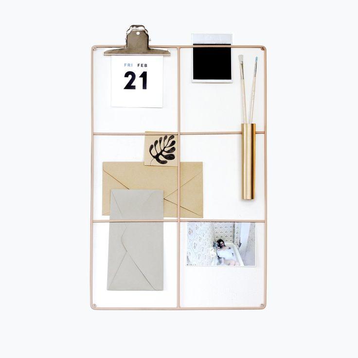Nordic Design | Scandinavian Style memo board by wallment