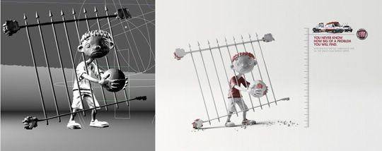 Vetor Zero Teams Up With Leo Burnett for Award-Winning Fiat Ambulance Campaign   Go Media - Your Design Destination