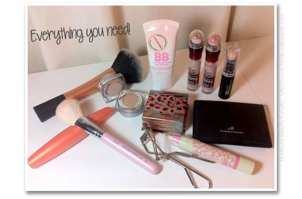15 Minute Beauty Fanatic: Mommy Fast Beauty: Pammy Blogs Beauty Shares Her Fast Makeup Routine!