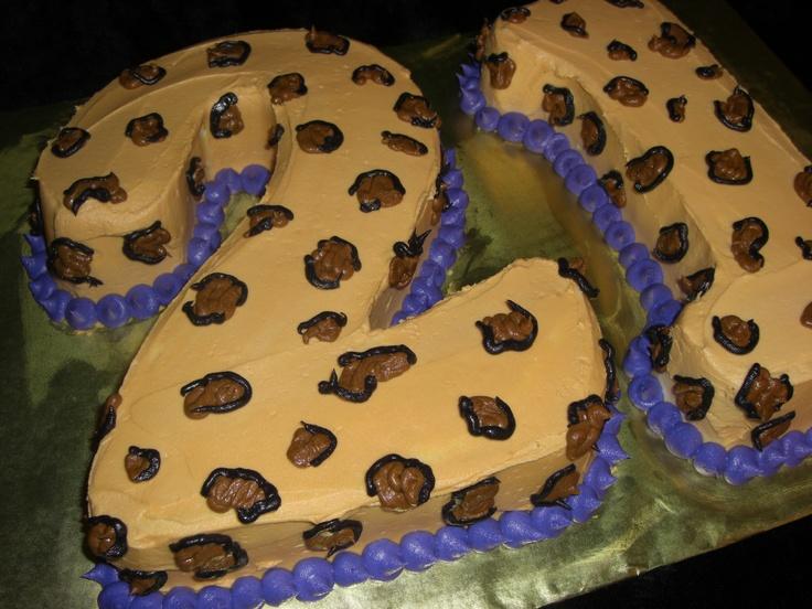 51 best Cakes images on Pinterest Leopard prints Leopard cake