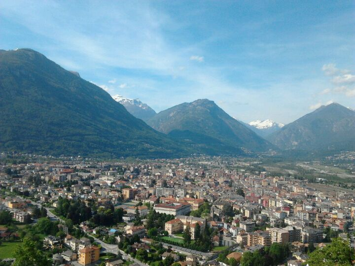 Domodossola becomes a partner municipality in March 2016