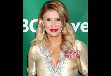 Brandi Glanville Is So Fed Up With Men, She Says She Is 'Back To Being A Lesbian Again'