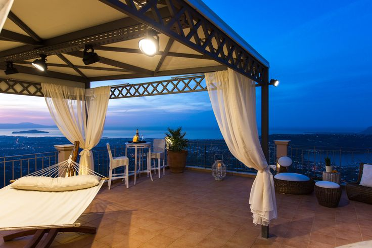Golden Hill Villa in Malaxa Village, Chania, Crete #villa #chania #crete #greece #vacation_rental #holidays #luxurious_accommodation #privacy #visit_crete #unforgettable_holidays #live_your_myth_in_Greece #outdoors #love_the_view
