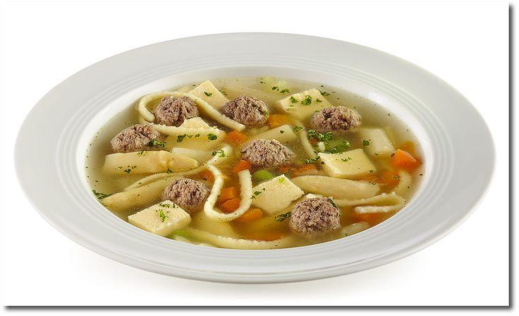 einfache Hochzeits Suppe