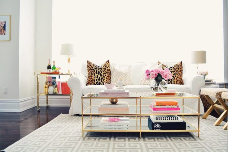 25 Best Ideas About Brass Coffee Table On Pinterest